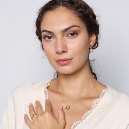 BLOSSOM | Anel com Diamantes