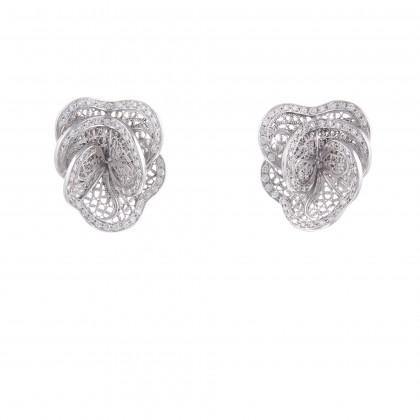 BLOSSOM   Diamond Earrings