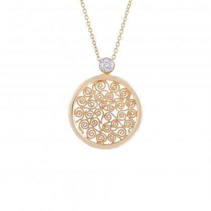 HERITAGE | Diamond Necklace