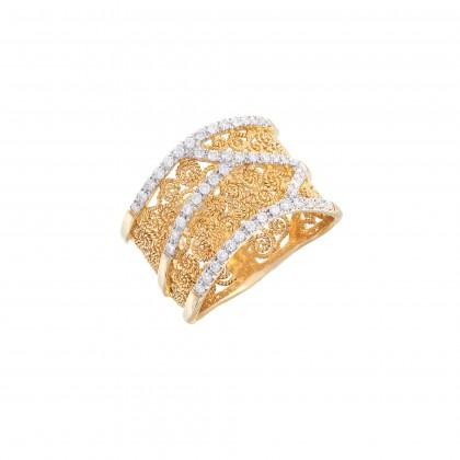 HERITAGE   Diamond Ring
