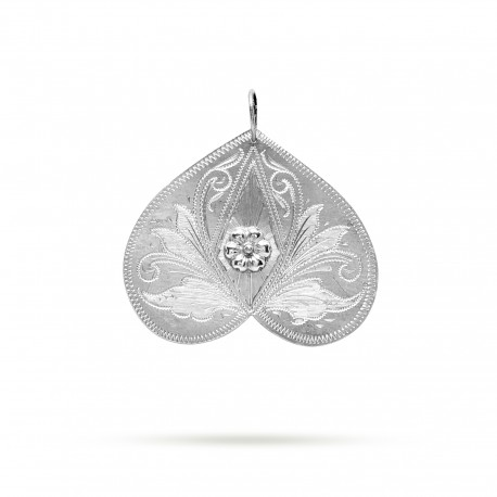 Chiseled Butterfly pendant