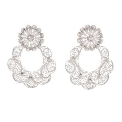 Rosetta | Earrings