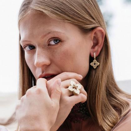 Venetian Princess | Brincos com Diamantes