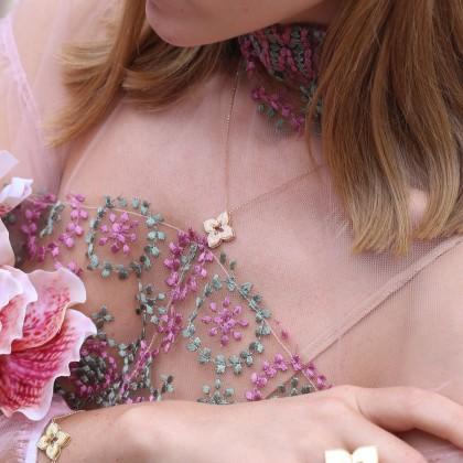 Venetian Princess | Colar com Diamantes
