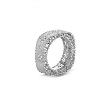 Princess | Anel com Diamantes