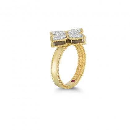 Princess Flower | Diamond Ring