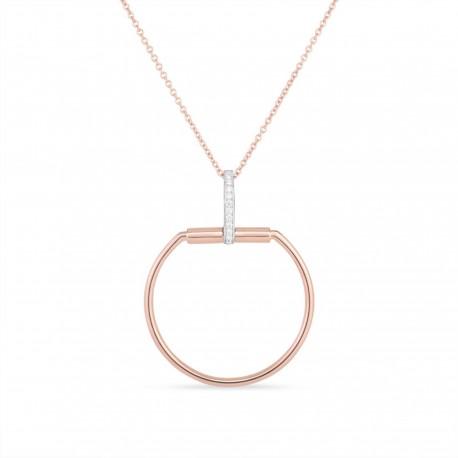 Classique Parisienne | Diamond Necklace