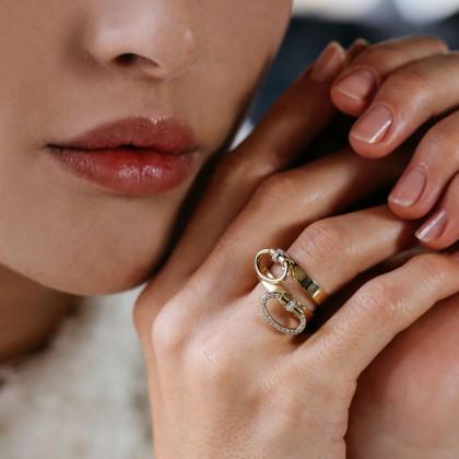Classique Parisienne | Diamond Ring