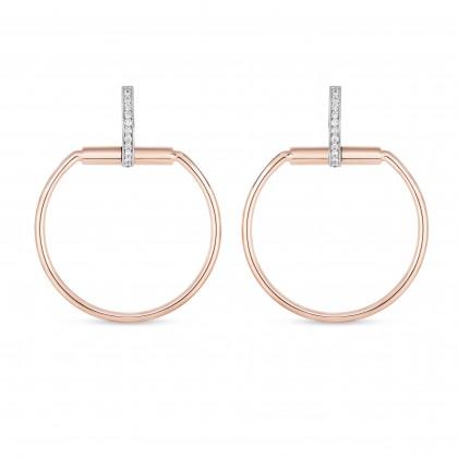 Classique Parisienne | Diamond Earrings