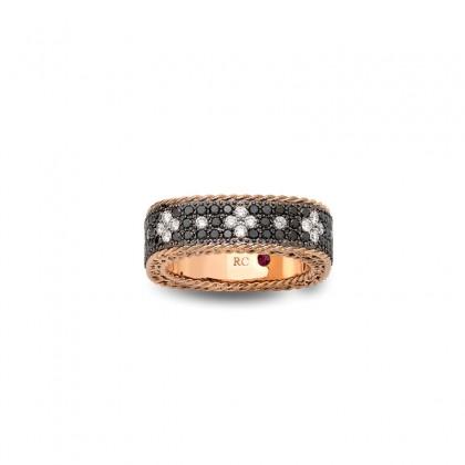 Venetian Princess | Black Diamond Ring