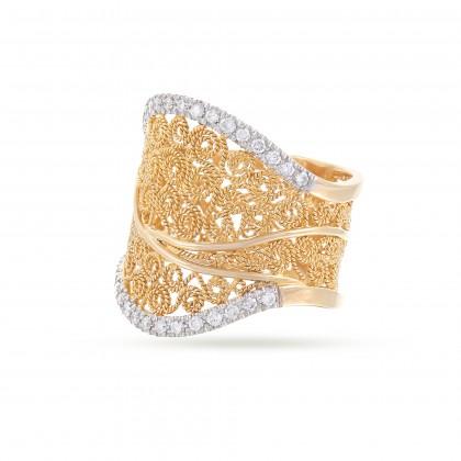 HERITAGE | Anel com Diamantes