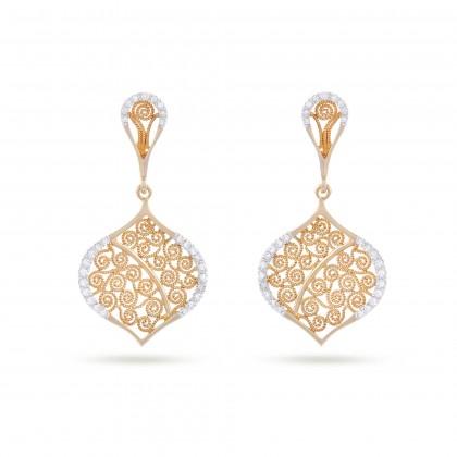 HERITAGE | Brincos com Diamantes