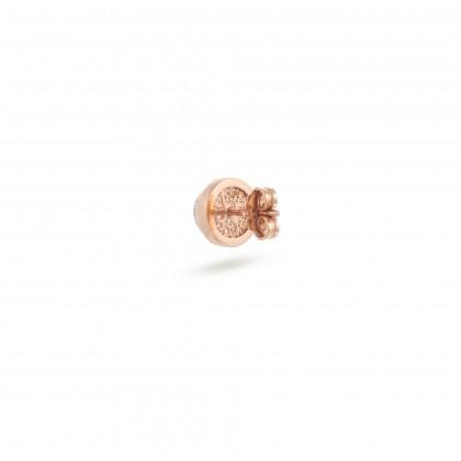 DECO FILIGREE   Rock Crystal Earrings