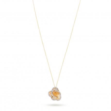 BLOSSOM | Diamond Necklace