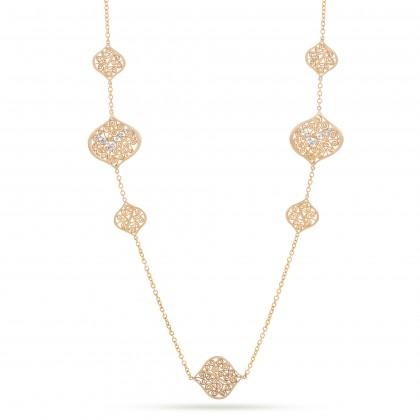 HERITAGE   Colar com Diamantes