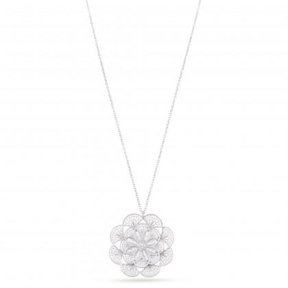 BLOSSOM   Diamond Necklace