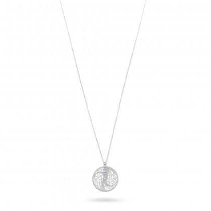 DECO FILIGREE | Diamond Necklace