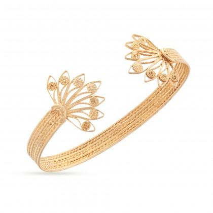 Lótus | Bangle Bracelet