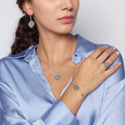 BLOSSOM | Pulseira com Diamantes