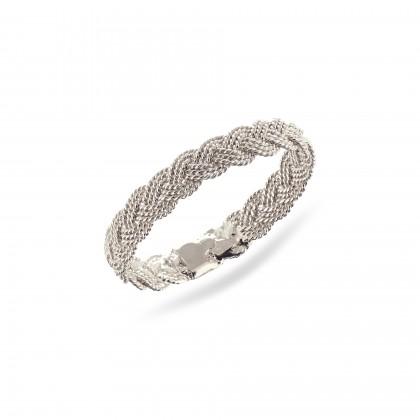 Trança | Band ring