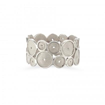 Circles Filigree Ring