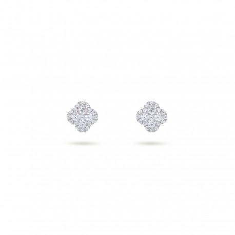Brincos de Diamantes