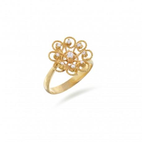 Diamond Filigree | Ring