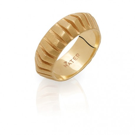 Roller Coaster | Band Ring