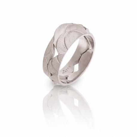 Camélias | Band Ring